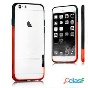 X-One Bumper Bicolor iPhone 6 Plus Naranja - Negro