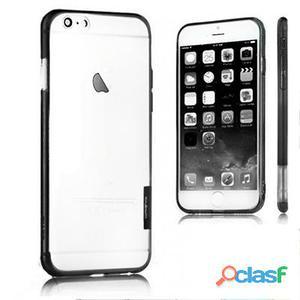 X-One Bumper Bicolor iPhone 6 Plus Negro - Negro