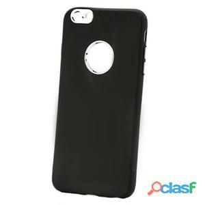 X-One Funda Tpu Aluminio iPhone 6 Plus Negro