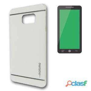 X-One Funda Tpu Brillo Samsung S6 Edge Blanco