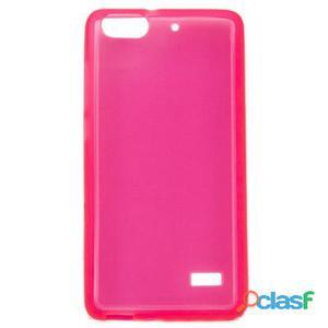 X-One Funda Tpu Bumper Huawei G Play Mini Rosa