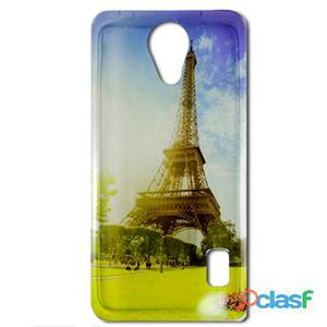 X-One Funda Tpu Dibujo Huawei Y635 Paris