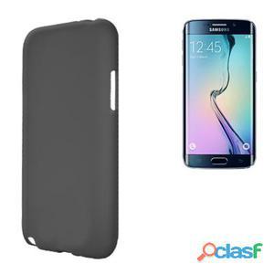 X-One Funda Tpu Fino Samsung S6 Edge Negro