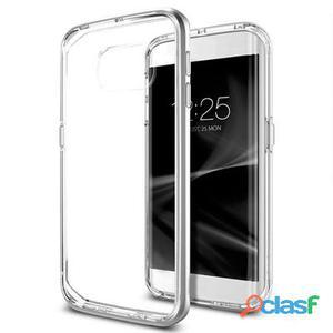 X-One Funda Tpu Fino Samsung S7 Edge Transparente