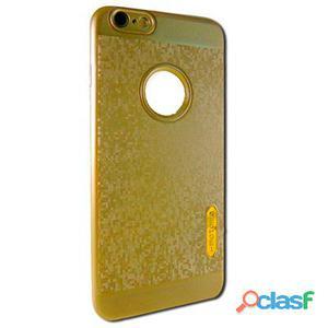 X-One Funda Tpu Glitter Samsung S7 Edge Dorado