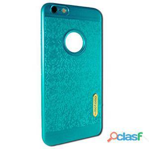 X-One Funda Tpu Glitter Samsung S7 Edge Turquesa