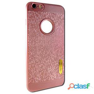 X-One Funda Tpu Glitter Samsung S7 Rosa