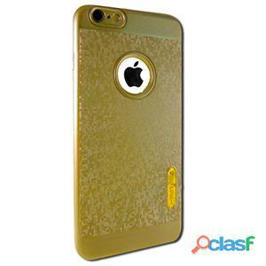 X-One Funda Tpu Glitter iPhone 6 Plus Dorado
