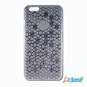 X-One Funda Tpu Joya iPhone 6 Plus Plata