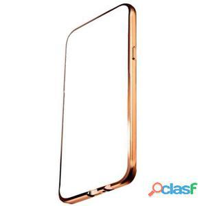 X-One Funda Tpu Metal iPhone 7 Plus - 8 Plus Dorad