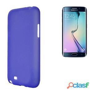 X-One Funda Tpu Samsung S6 Edge Azul