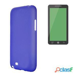 X-One Funda Tpu Samsung S7 Azul