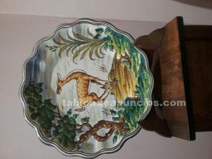 Plato ceramica