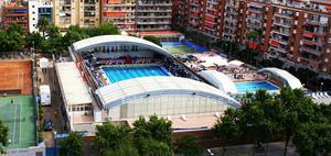 Titulo club natació sant andreu