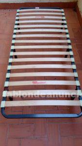 Somier de laminas pikolin de 80x190cm
