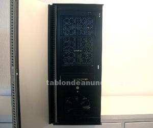 Caja de escritorio lian li pc-a10b aluminium atx