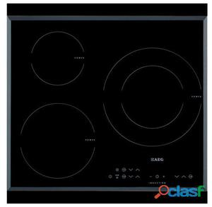 AEG Placa induccion hk633220fb 3f 60 cm biselada
