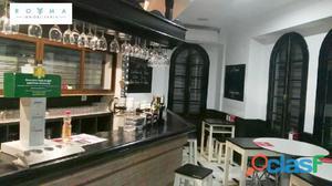 ALQUILER DE BAR CAFETERIA EN PLENO CENTRO. CON TODA LA