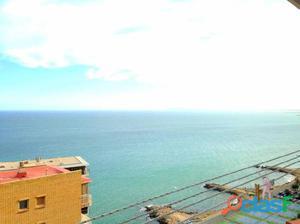 Albufereta, con espectaculares vistas al mar