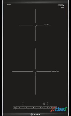 Bosch Placa inducción independiente 30 cm 2 zonas