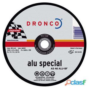 Dronco Disco De Corte Metal Cs 60/Cs 46 Alu Special Express