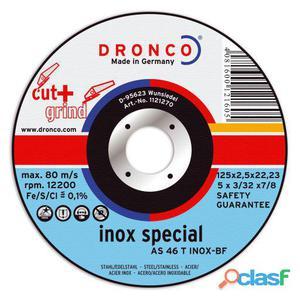Dronco Discos De Corte Metal As 46 T Inox Cut+Grind Special