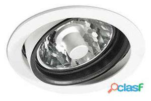 Faro Bcn Empotrable Optic Blanco 1Xcdm-R111 20/35/70W 310 gr