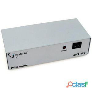 Gembird Multiplexor Vga para 2 monitores