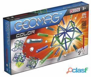 Geomag Color juego de Construcción de 86 piezas