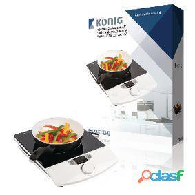 König Placa De Inducción De 2000W 2.553 kg