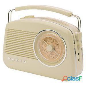 König Radio Dab+ de Diseño Retro 2.26 kg
