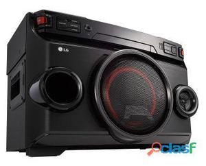 LG Microcadena hifi om4560 220W de potencia bluetooth