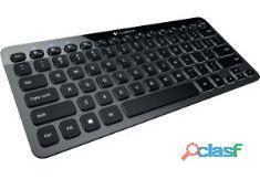 Logitech Teclado K810 Retroiluminado Bluetooth 588 gr