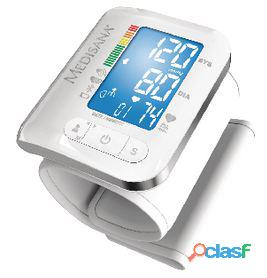 Medisana Blood Pressure Monitor Wrist Bluetooth 4.0 White