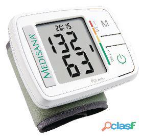 Medisana Blood Pressure Monitor Wrist White / Grey 271 gr