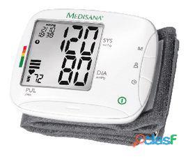 Medisana Blood Pressure Monitor Wrist White / Grey 328 gr