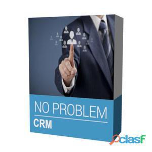 No Problem Módulo Atención al cliente Crm