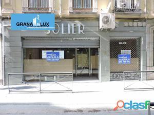 Oportunidad !!! Magnífico local en pleno centro de Granada