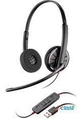 Plantronics Auricular Blackwire C320 Usb Binaural 120 gr