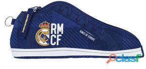 Real Madrid Portatodo Zapatilla Real Madrid Blue 40 gr