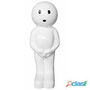 Ubbink Fuente para estanques niño Angel peq. blanca 45,5 cm