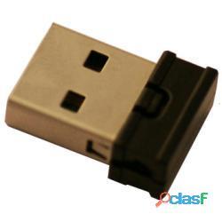 Usb Mini Bluetooth Dongle para portatiles, diminuto