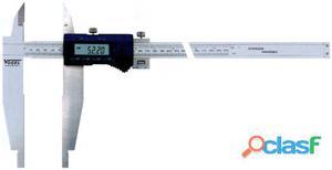 Vogel Calibre pie de rey monobloc electrónico digital DIN