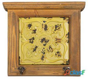 Wellindal Percha madera amarilla 600 gr
