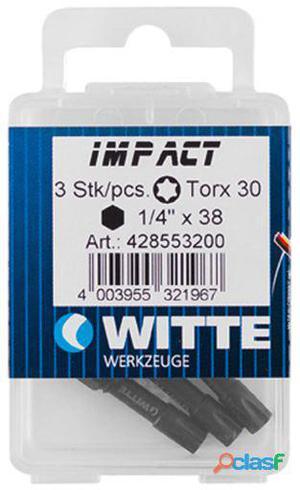 Witte Puntas De Impacto T 20 / 3 Uds