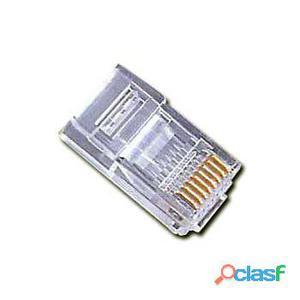 iggual Conector Rj45 Cat. 6 Utp (50 Uds.)