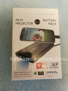 Proyector portatil para movil aiptek a50p