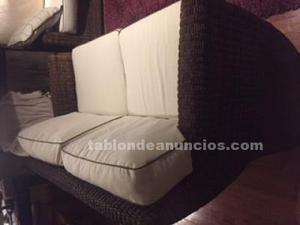 Vendo 2 sofas de 3 plazas