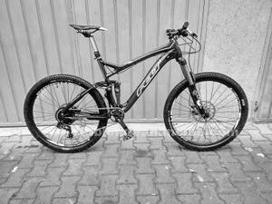 Fieltro compulsión lt bicicleta montaña mtb de fibra