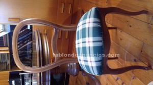 Se vende mesa comedor + 6 sillas